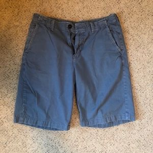 American Eagle shorts. Size 34. Blue